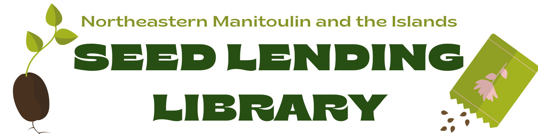 Northeastern Manitoulin and the Islands Seed Lending Library